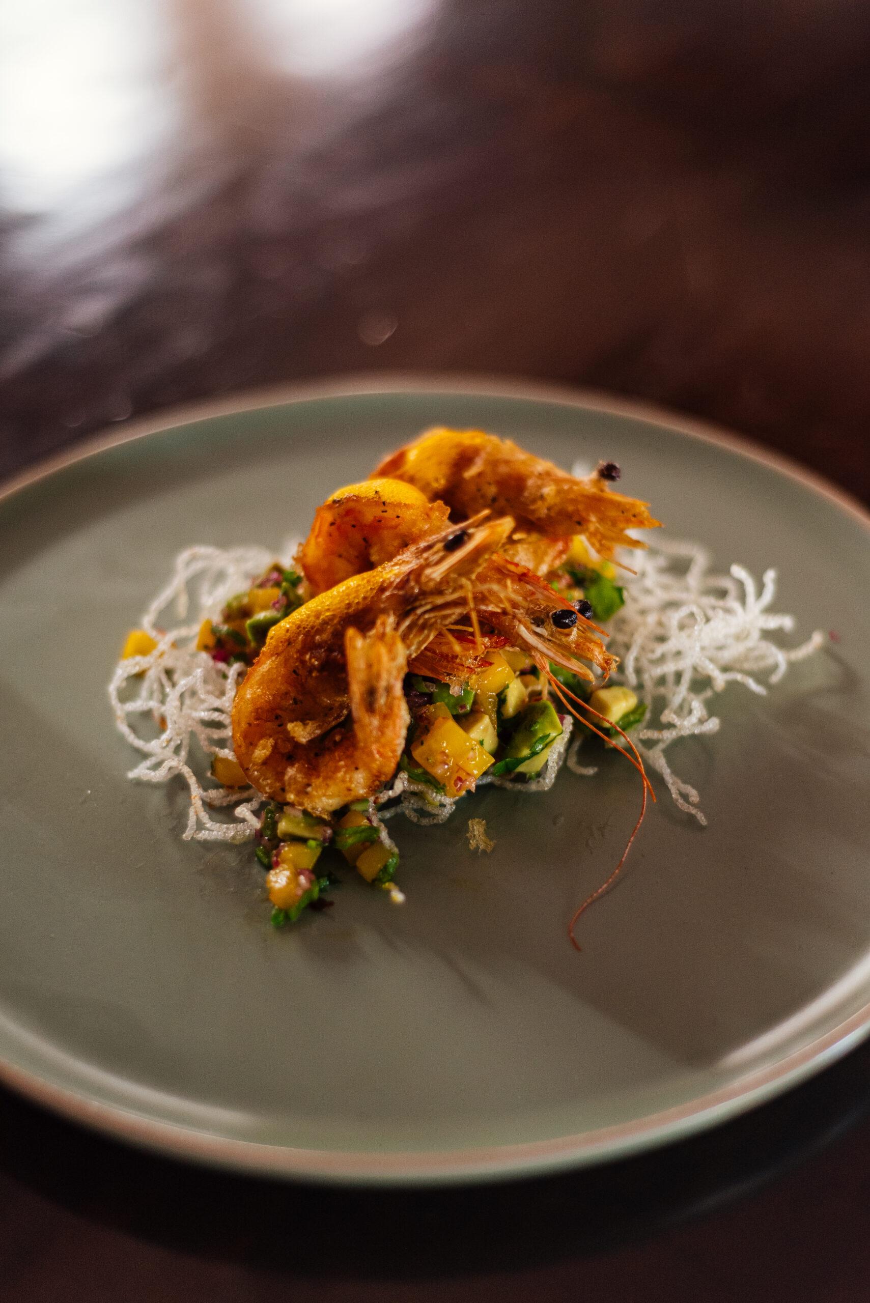 Camaron tempura